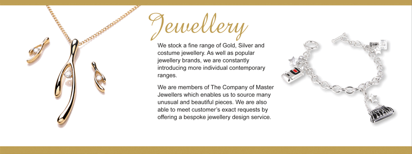 Jewellery ranges at Robertsons