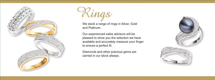 for the best selection of rings